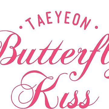 Taeyeon Butterfly kiss by yeongwonhikpop