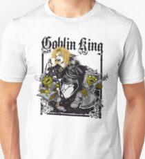 Jareth the Goblin King Rockstar Unisex T-Shirt