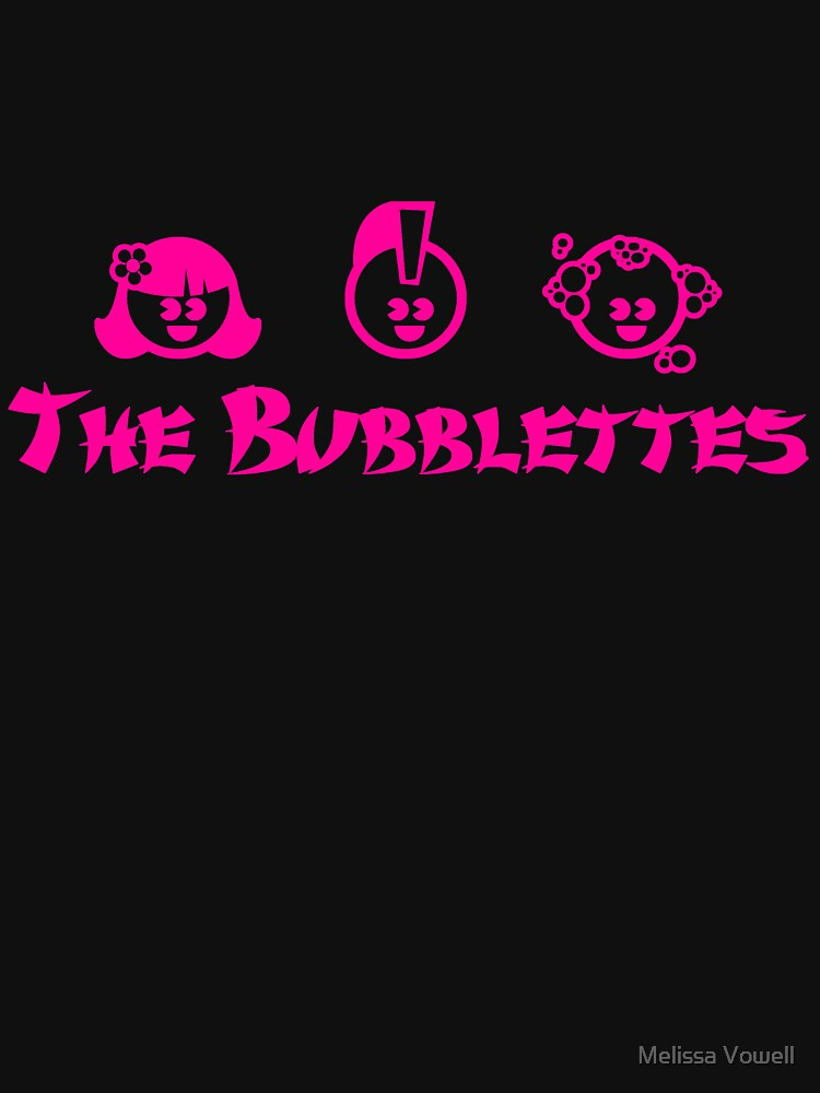 The Bubblettes by MelissaVowell
