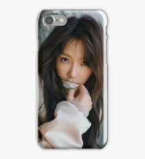 Taeyeon - my voice iPhone Case/Skin