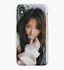 Taeyeon - my voice iPhone Case/Skin