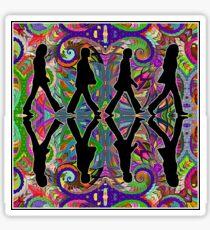 A Trip Down Abbey Road Sticker