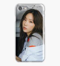 Taeyeon - fine iPhone Case/Skin