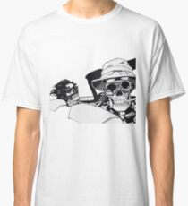 Fear And Dying In Las Vegas Classic T-Shirt
