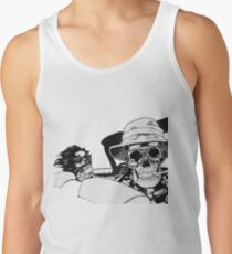 Fear And Dying In Las Vegas Men's Tank Top