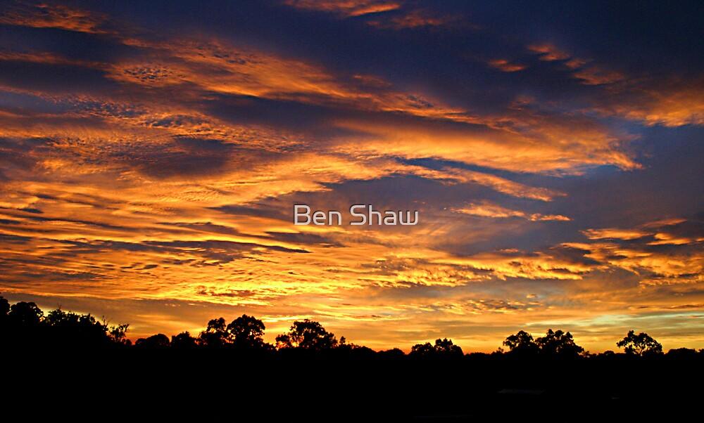 Sunrise by Ben Shaw