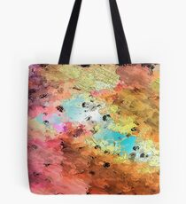 Golden Rush Tote Bag