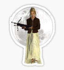 One girl in All the World # BuffySlays20 Sticker