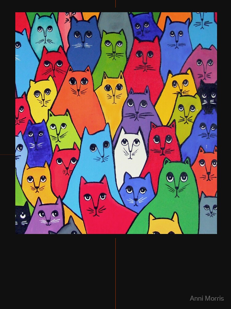 The Cat Pack by anni
