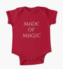 Made Of Magic One Piece - Short Sleeve