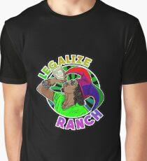 Legalize Ranch Merchandise Graphic T-Shirt