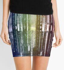 Graphite City Mini Skirt