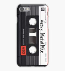 Heavy Metal Mix iPhone Case/Skin