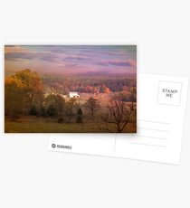 Up On Crooked Run Road Postcards