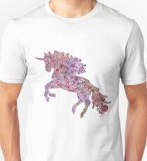 Psychedelic Unicorn Unisex T-Shirt