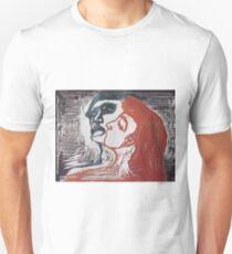 Edvard Munch - Man And Woman I 1905 T-Shirt