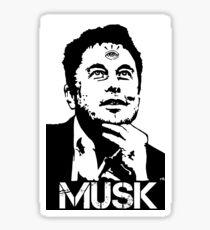 Elon Musk  Sticker