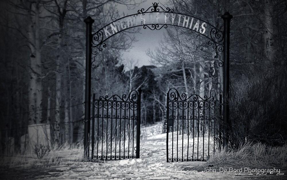 The Gates of Eternity by John  De Bord Photography