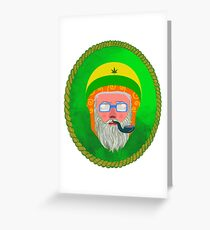 Dope grandpa!!  Greeting Card