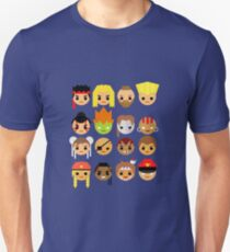 Street Fighter 2 Turbo Mini Unisex T-Shirt