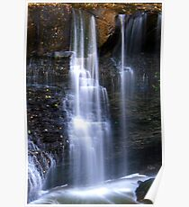 The Water Falls Poster