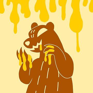 Honey Bear by Lileaves