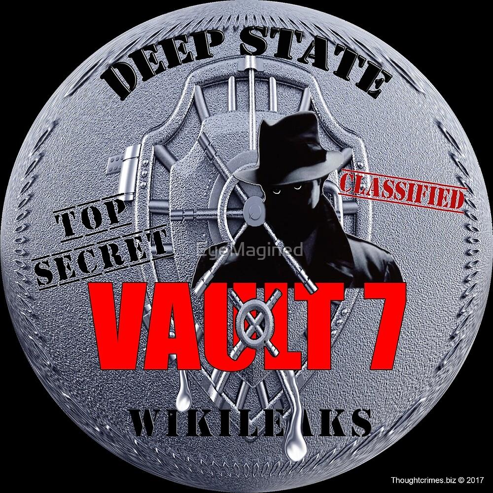 Vault 7 by EyeMagined