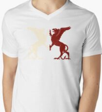 House Connington Mens V-Neck T-Shirt