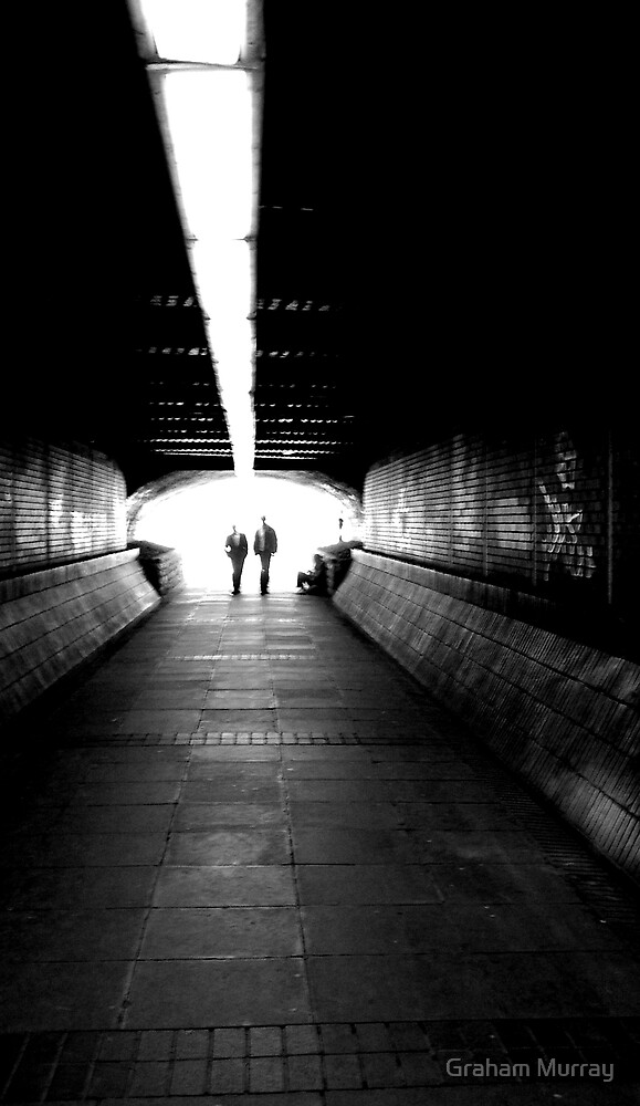 City Underground by Graham Murray