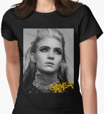 Grimes B-Shot Women's Fitted T-Shirt