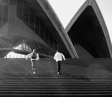 Running by Joe Fitzpatrick