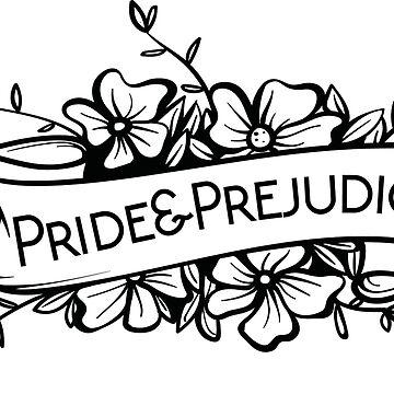 Pride and prejudice Jane Austen by SerenaFreak