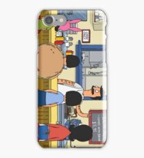 The Burger Family iPhone Case/Skin