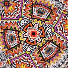Tribal Abstract by gretzky