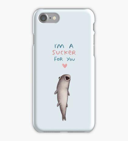 Suckerfish iPhone Case/Skin