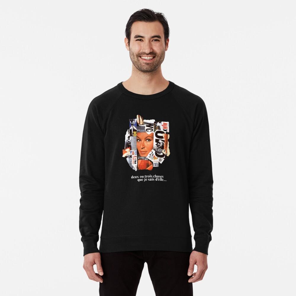 2 ou 3 choses Lightweight Sweatshirt