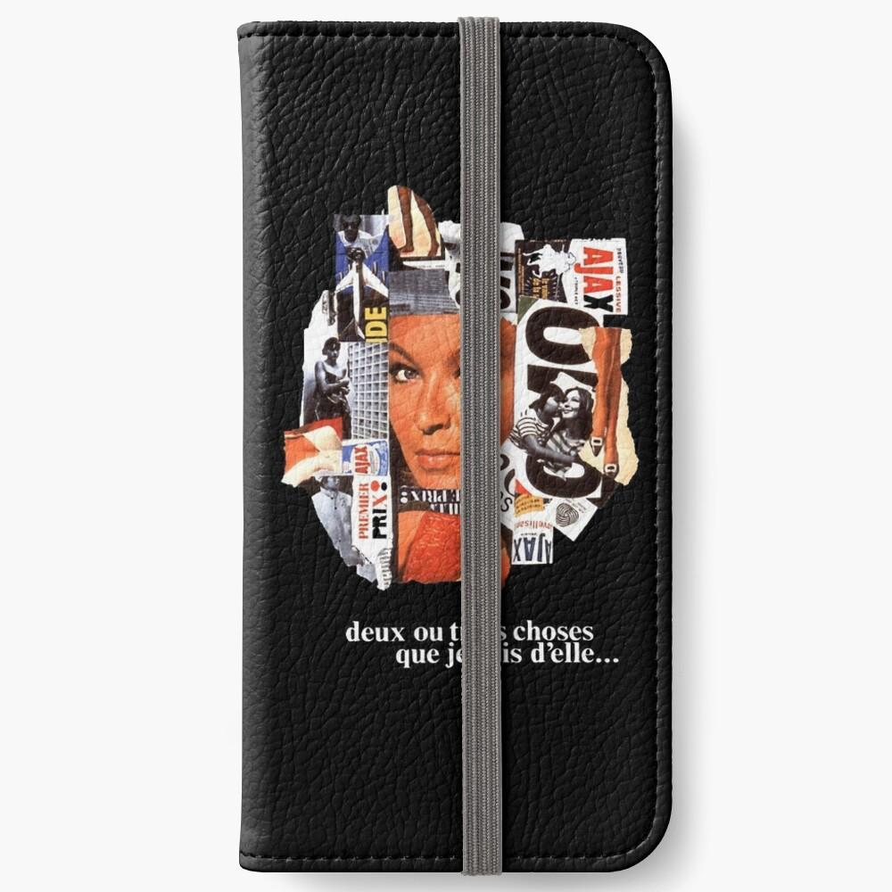 2 ou 3 choses iPhone Wallet