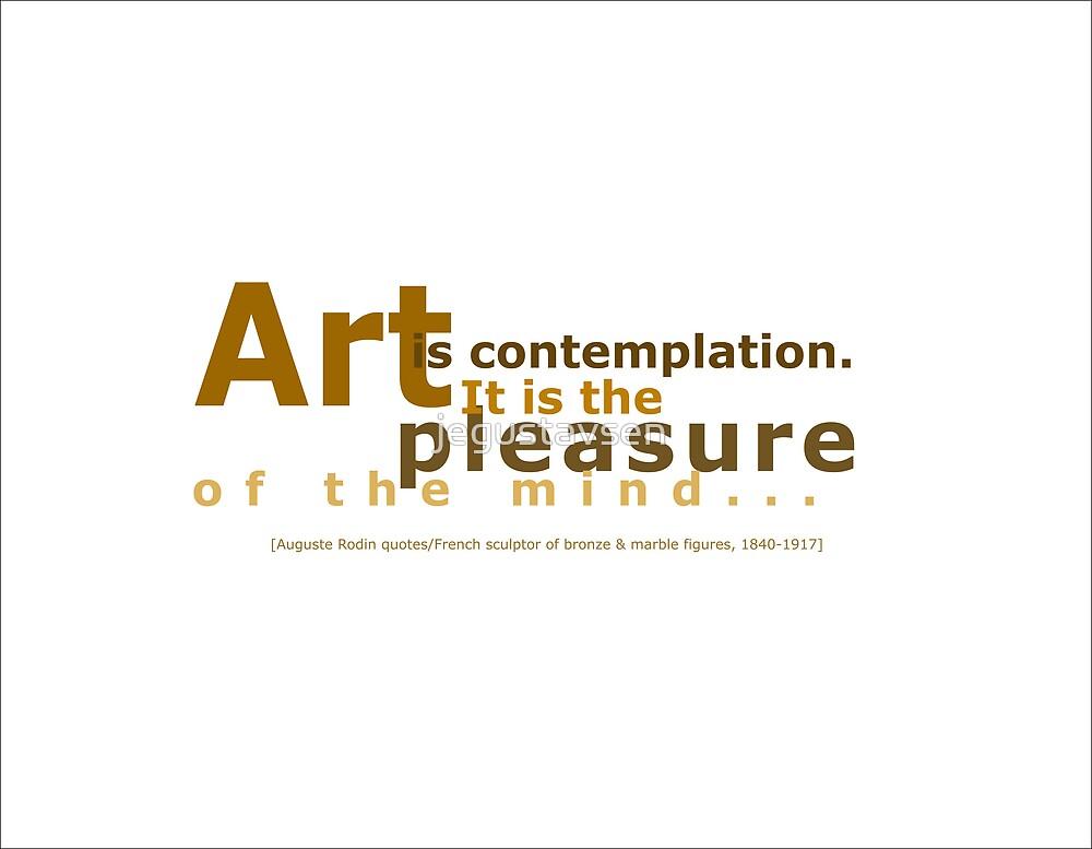 Art is... by jegustavsen