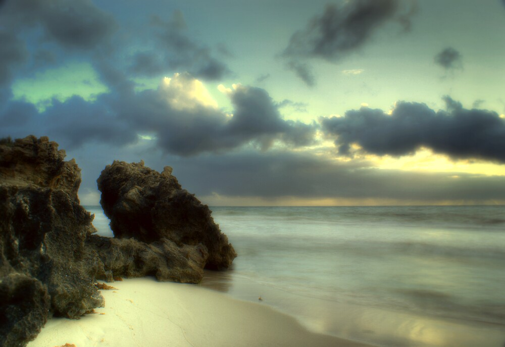 beach by alistair mcbride