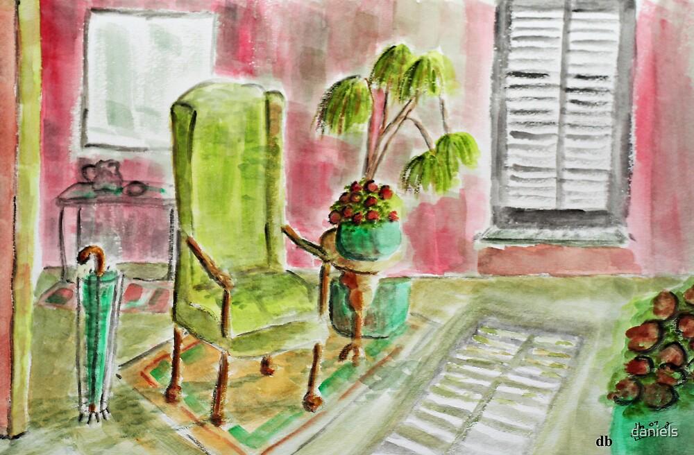 green pots by daniels