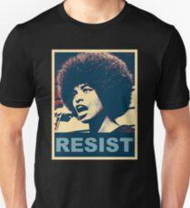 Angela -RESIST Unisex T-Shirt