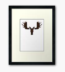 House Hornwood Framed Print