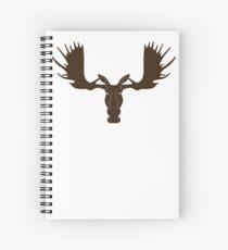 House Hornwood Spiral Notebook