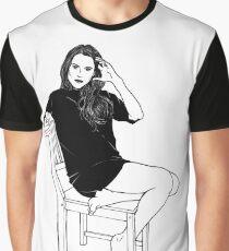 Katie McGrath Graphic T-Shirt