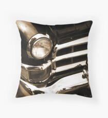 Crazy 'Bout a Cadillac Throw Pillow