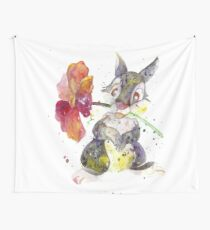 Thumper. Wall Tapestry