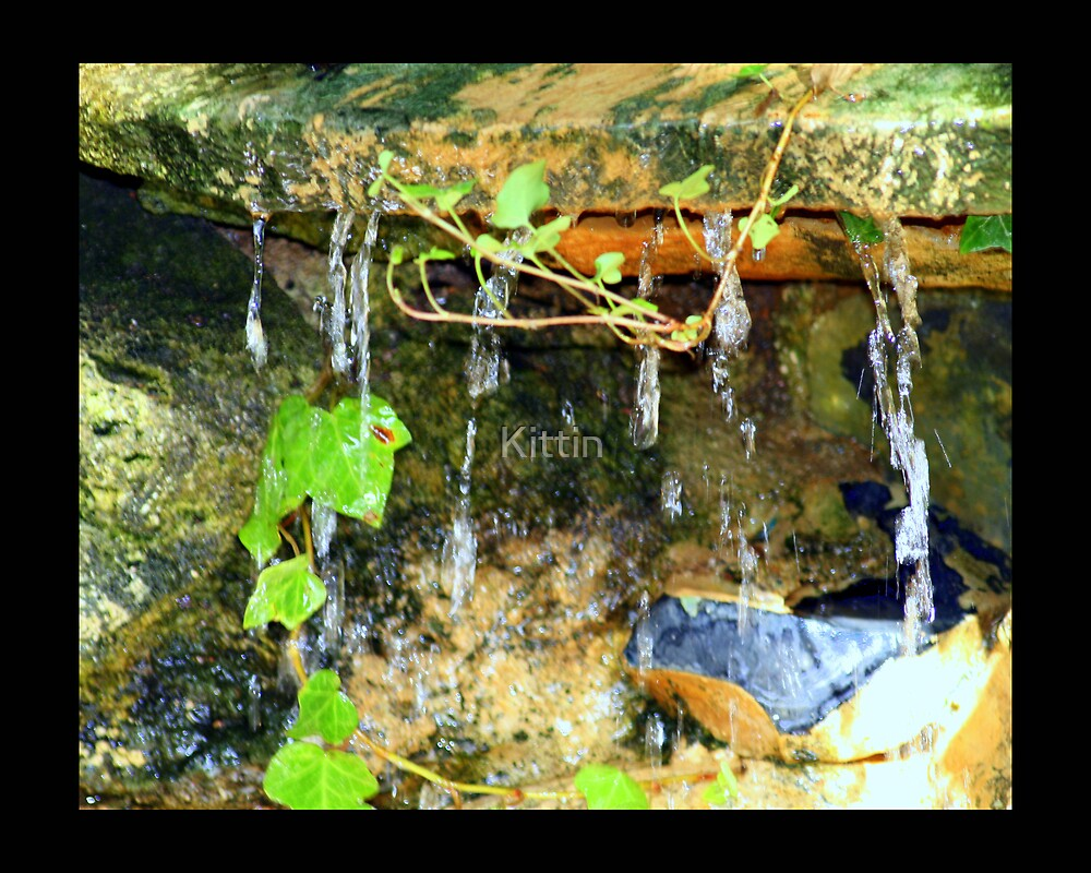 waterfall 01 by Kittin