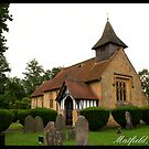The Church in Matfield by smileyjustforyou