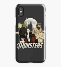Monsters Assemble iPhone Case
