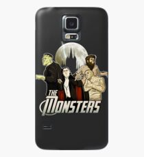 Monsters Assemble Case/Skin for Samsung Galaxy